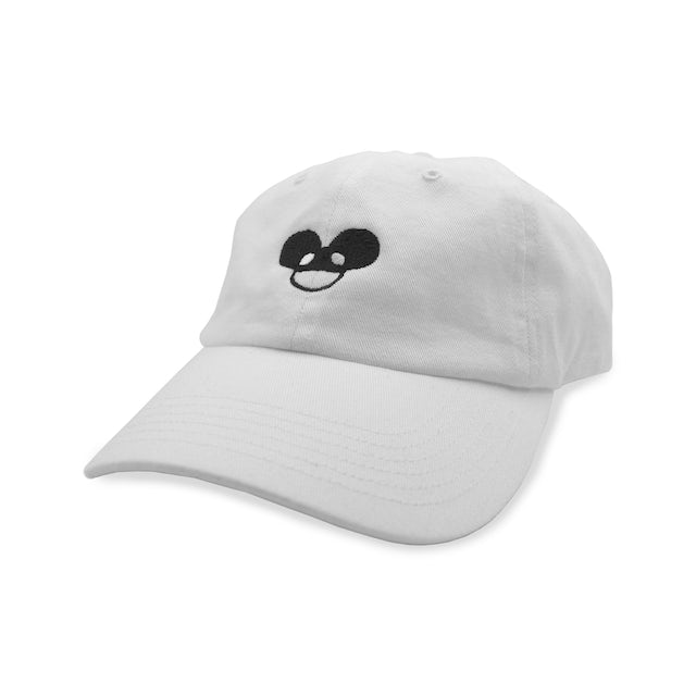 Deadmau5 white dad hat