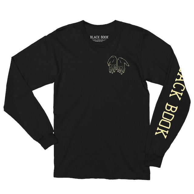 Chris Lake BLACK BOOK LONG SLEEVE