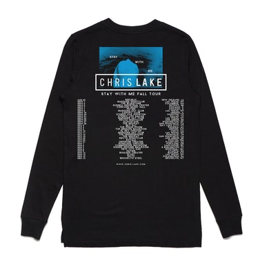 Chris Lake LIMITED EDITION STAY LONG SLEEVE