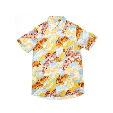 FISHER SPREAD EAGLE PARTY SHIRT