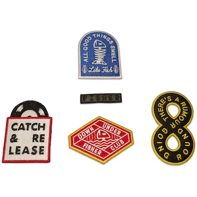 FISHER PATCH PACK