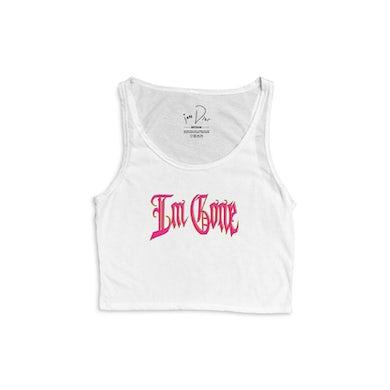 Iann Dior I'm Gone Women Crop Tank