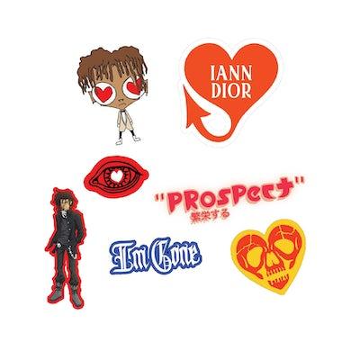 Iann Dior Summer Sticker Pack