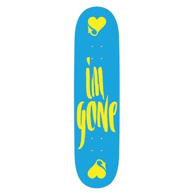 Iann Dior Skateboard Deck (Blue)
