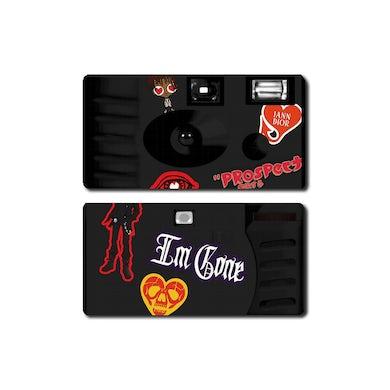 Iann Dior I'm Gone Disposable Camera / Black