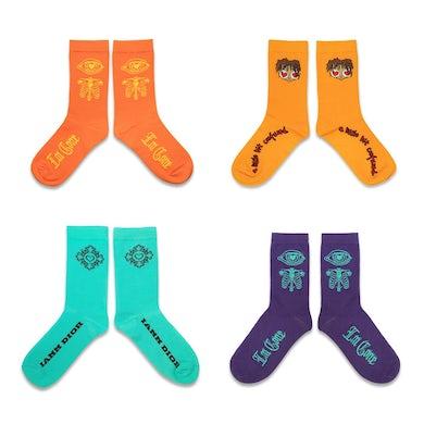 Iann Dior Sock Bundle