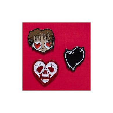 Iann Dior Enamel Pins (3-Pack)