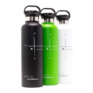 Porter Robinson compass water bottle