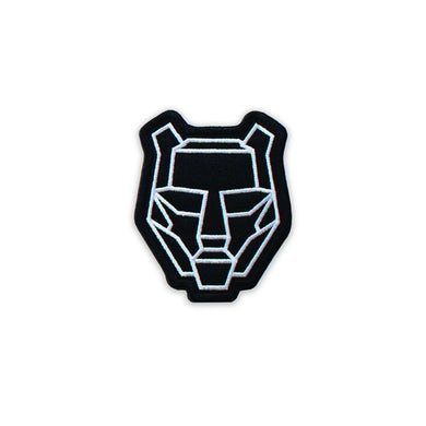 Black Tiger Sex Machine BTSM - Small Helmet Patch