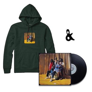 Buddy Green Hoodie + Vinyl Bundle