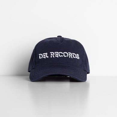 Del Records 3D Dad Hat