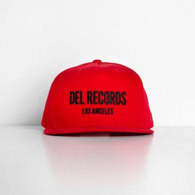 DEL RECORDS DR Los Angeles Snap back