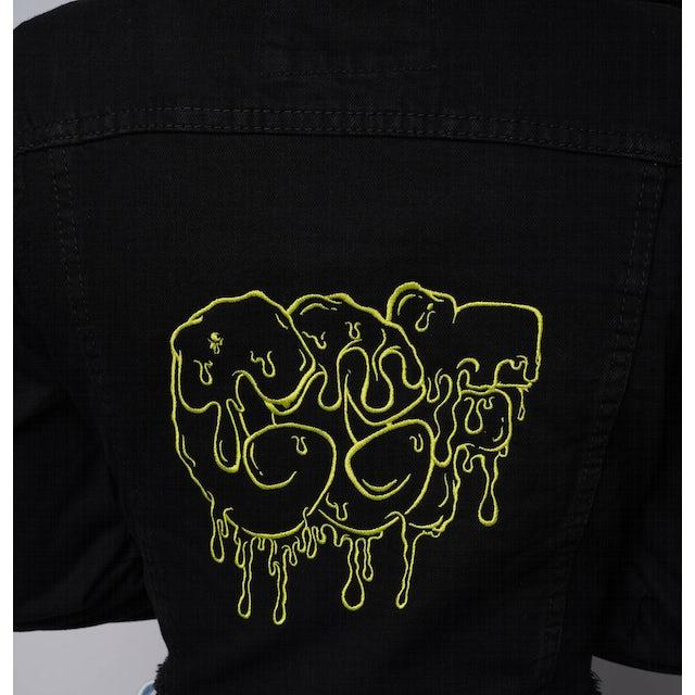 T3r Elemento GGF Crop Zip Jacket