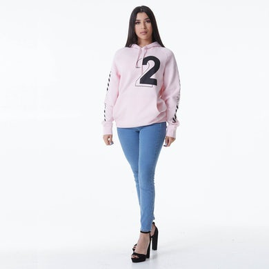 DEL RECORDS 27 Her Hoodie