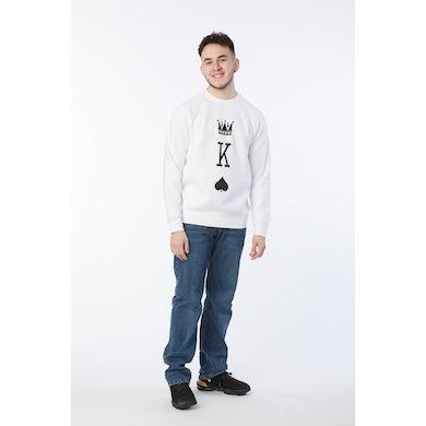 DEL RECORDS King His Sweatshirt
