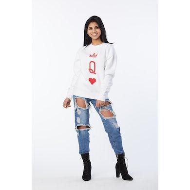 DEL RECORDS Queen Her Sweatshirt