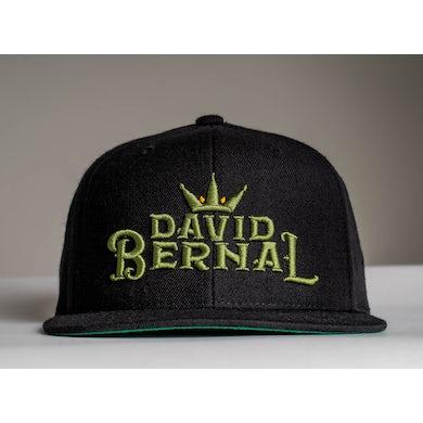 DEL RECORDS David Bernal Snapback
