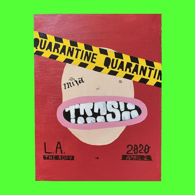 """MIja SOLD OUT - """"L.A."""" (Quarantine Series)"""