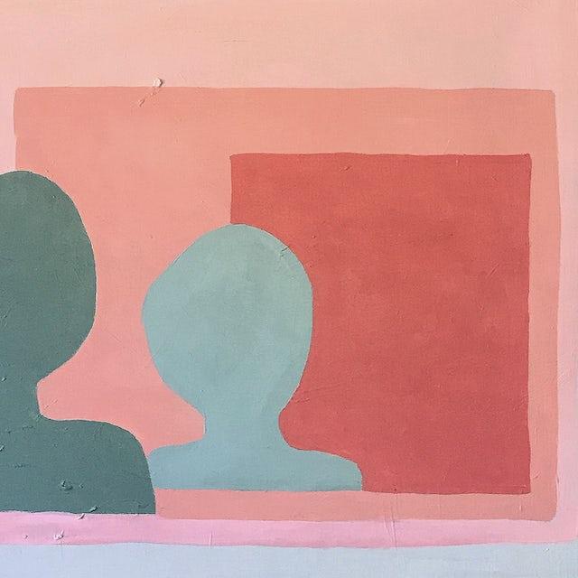 "MIja ""Feedback"" Painting"