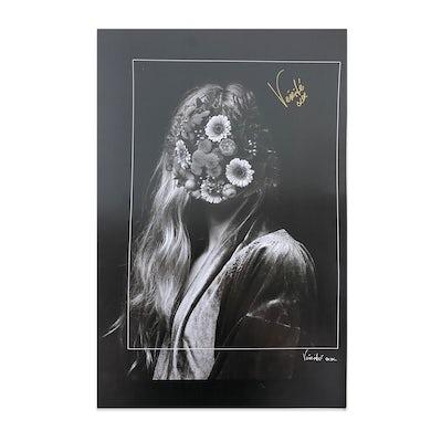 Verite signed black poster