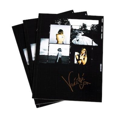 signed new limbs lyric book
