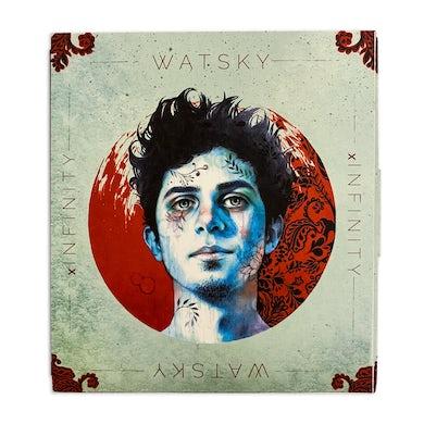 Watsky Infinity Deluxe CD