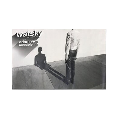 Watsky Low Visibility Tour Poster [Limited Quantity]