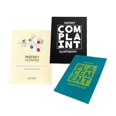 Watsky BOOK BUNDLE
