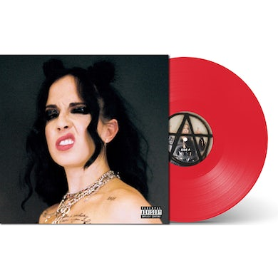 ANARCHY - Cherry Red Vinyl
