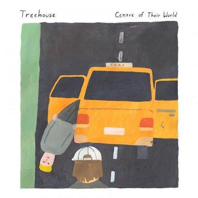 Treehouse Centre of Their World LP (Vinyl)