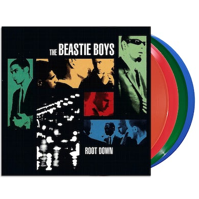 "Beastie Boys Root Down 12"" (180g Random Colour)"