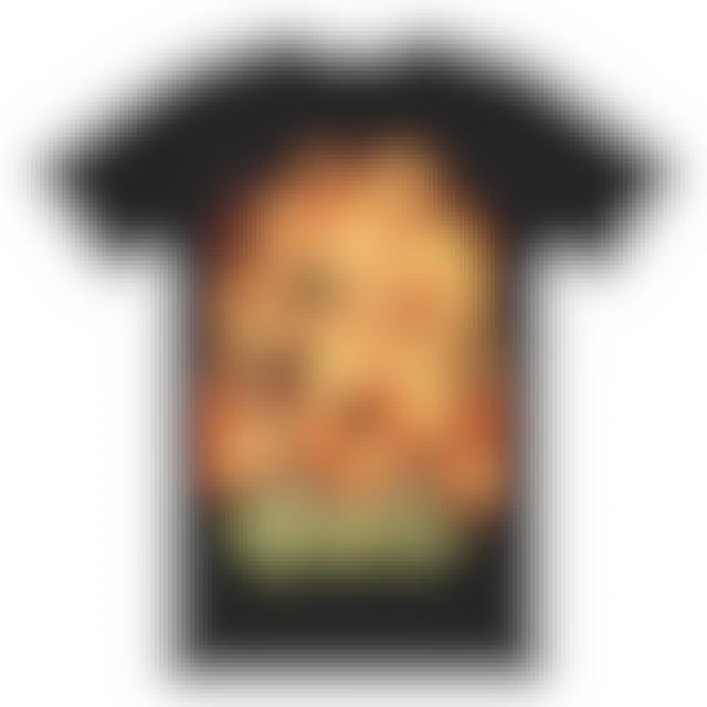 Psycroptic Burning Man T-Shirt (Black)