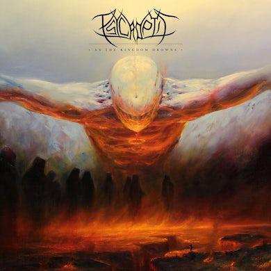 Psycroptic As The Kingdom Drowns CD