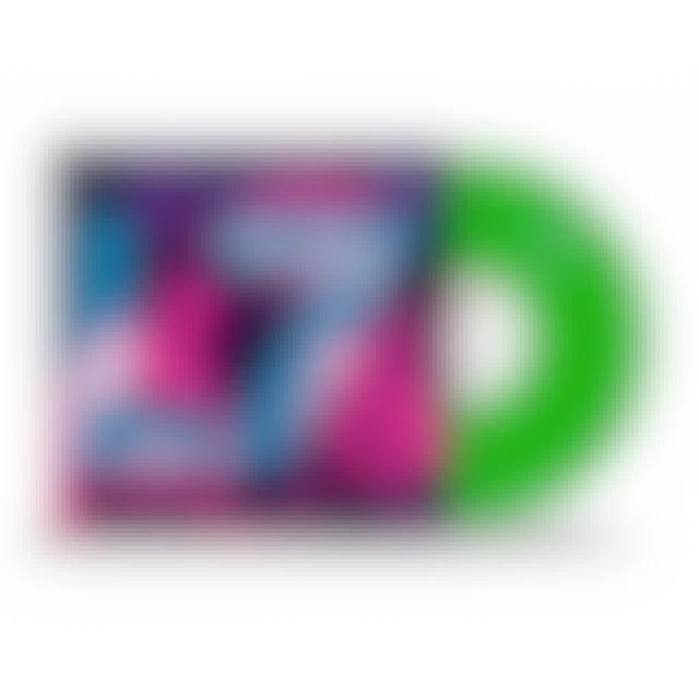 L7 The Best of The Slash Years LP (180g Yellow & Green vinyl)