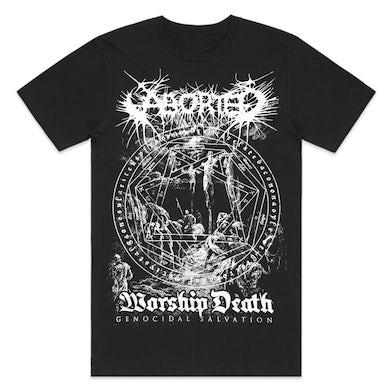 Aborted Worship Death T-Shirt
