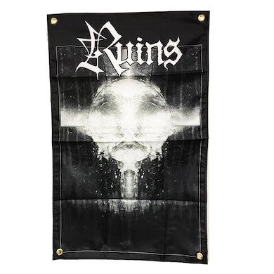Ruins Face Flag