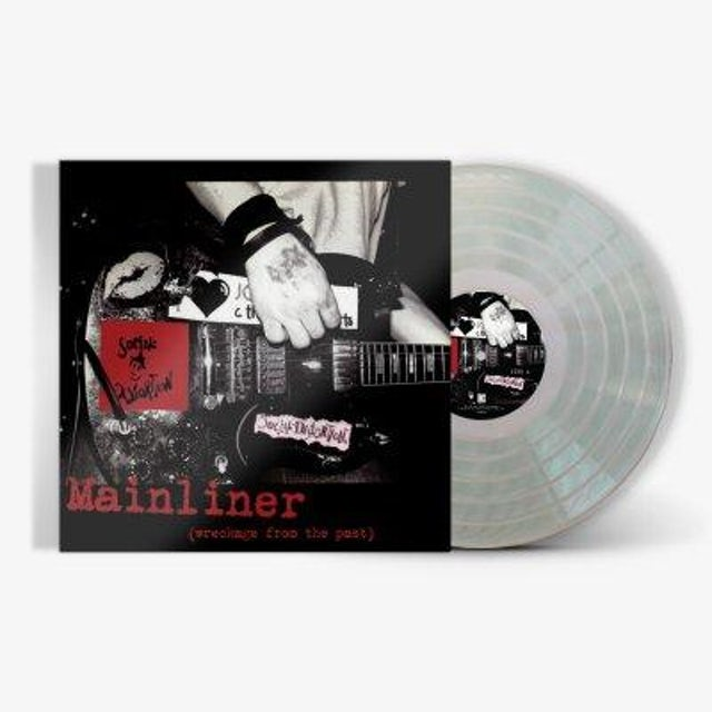Social Distortion Mainliner (Wreckage From The Past) LP (Clear) (Vinyl)
