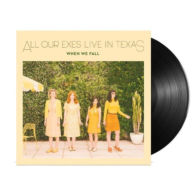 All Our Exes Live In Texas When We Fall LP (Vinyl)