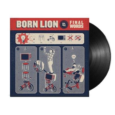 BORN LION Final Words LP (Vinyl)
