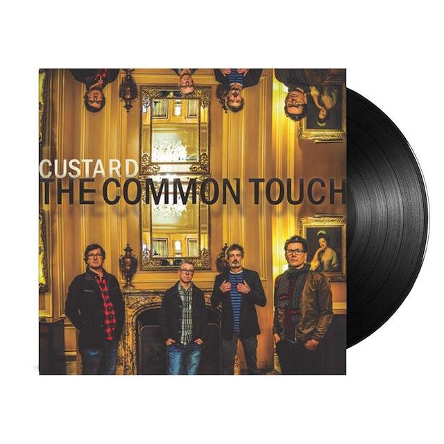 Custard The Common Touch LP (Vinyl)