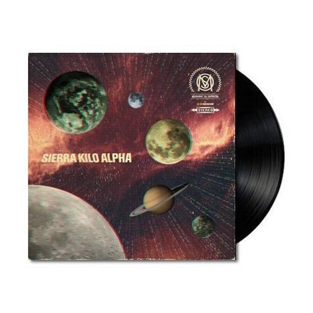 Melbourne Ska Orchestra Sierra-Kilo-Alpha LP (Black vinyl)