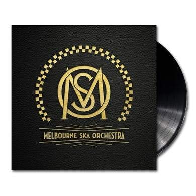Melbourne Ska Orchestra 2LP (Vinyl)