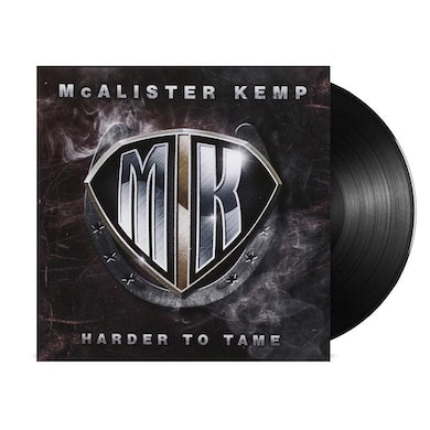 McAlister Kemp Harder To Tame LP (Vinyl)