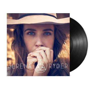 Serena Ryder Harmony LP (Vinyl)
