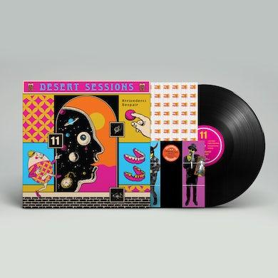 Vol. 11 & 12 LP (Black) (Vinyl)