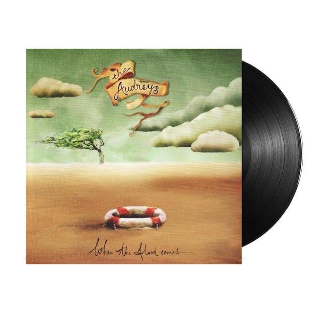 The Audreys When The Flood Comes LP (Vinyl)