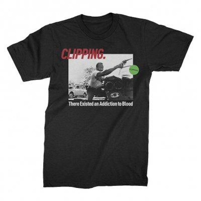 Clipping La Mala Tee (Black)