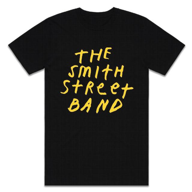 The Smith Street Band New Logo Tee (Black)