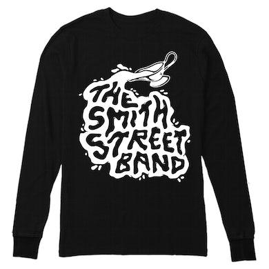 The Smith Street Band Gravy Boat Longsleeve (Black)
