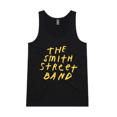 The Smith Street Band New Logo Womens Tank (Black)